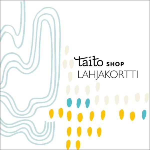 Lahjakortti_Taito_Shop