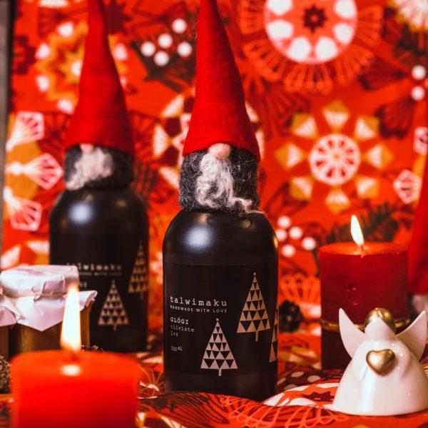 Joulu on täällä_kaitaliina ja keittiöpyyhe_Taito Shop