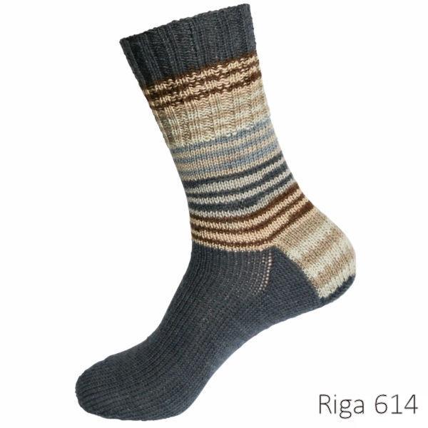 Riga-614-Lana-Grossa-villasukkalanka-100g