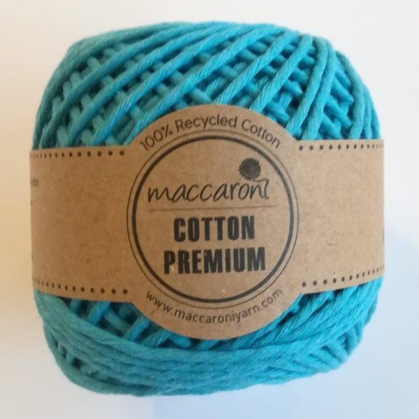 cotton premium_turkoosi_1129