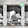 juliste_tampere_musta-valkea