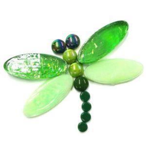 mosaiiki-sudenkorento-vihreä