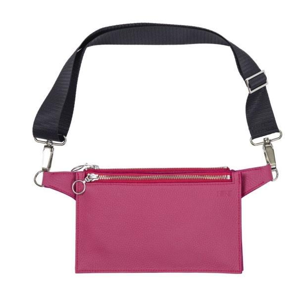 Hippa- laukku pinkki