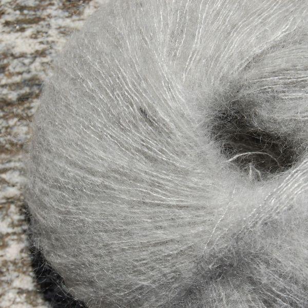 virta-huivi 9 harmaa usva