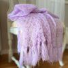 Hattara-huivi tarvikepaketti roosa