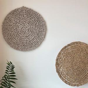 virkattu seinäkoriste